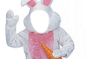 Girl Easter Bunny