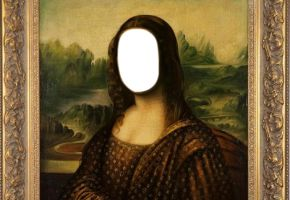 Mona Lisa  La Gioconda  Louis Vuitton